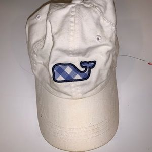 vineyard vines gingham hat